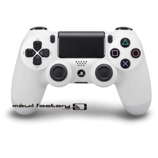 Mando PS4 dual shock blanco